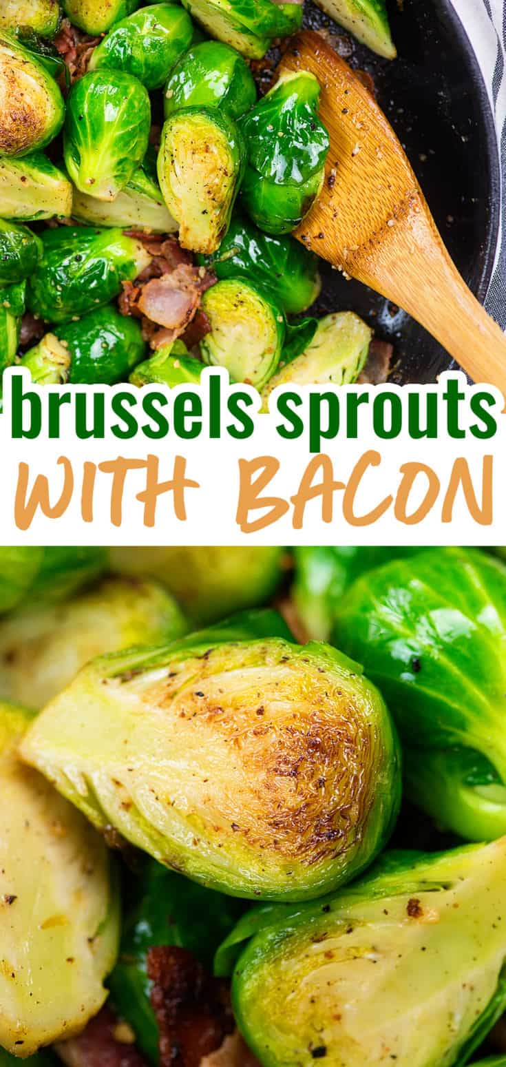 The Best Brussels Sprouts And Bacon That Low Carb Life