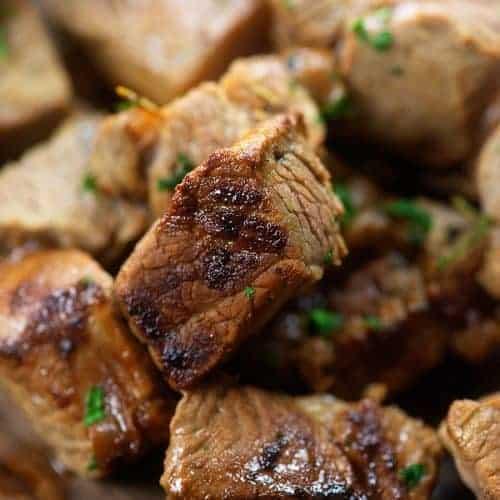 Steak Bites That Low Carb Life