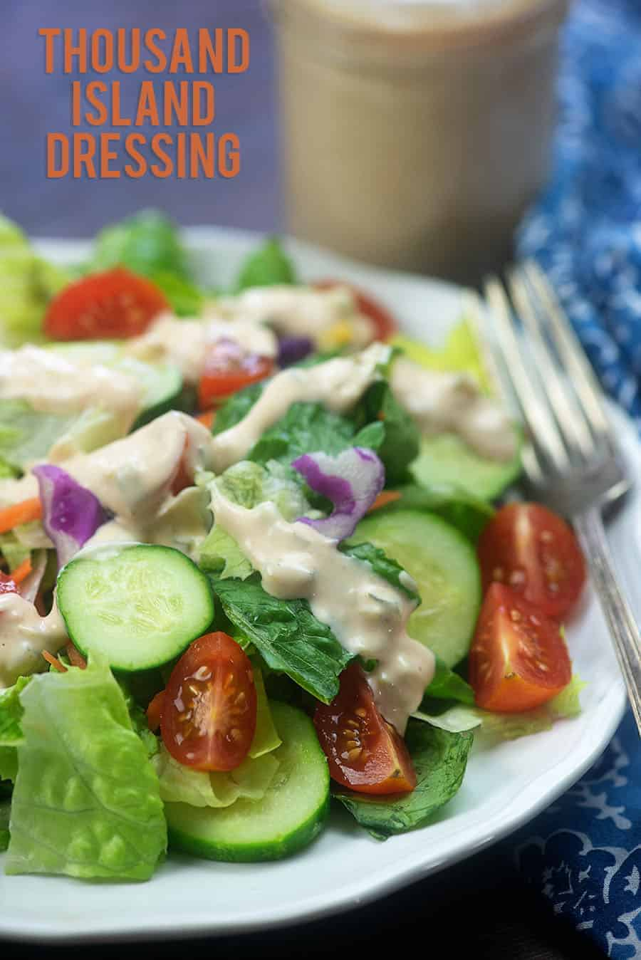 Thousand Island Dressing That Low Carb Life