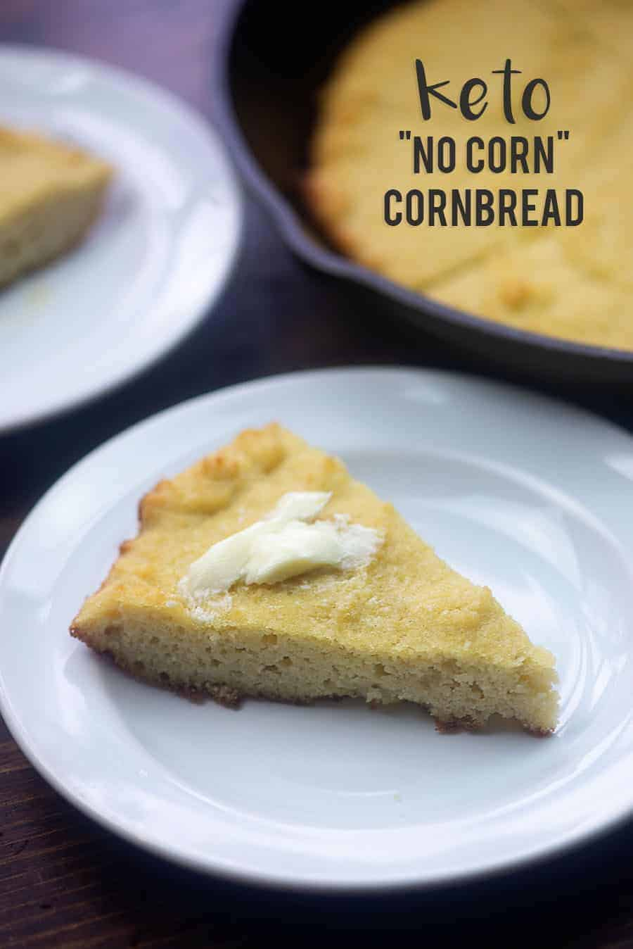 Low Carb Cornbread | That Low Carb Life