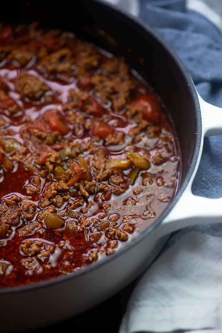 Keto Chili | That Low Carb Life