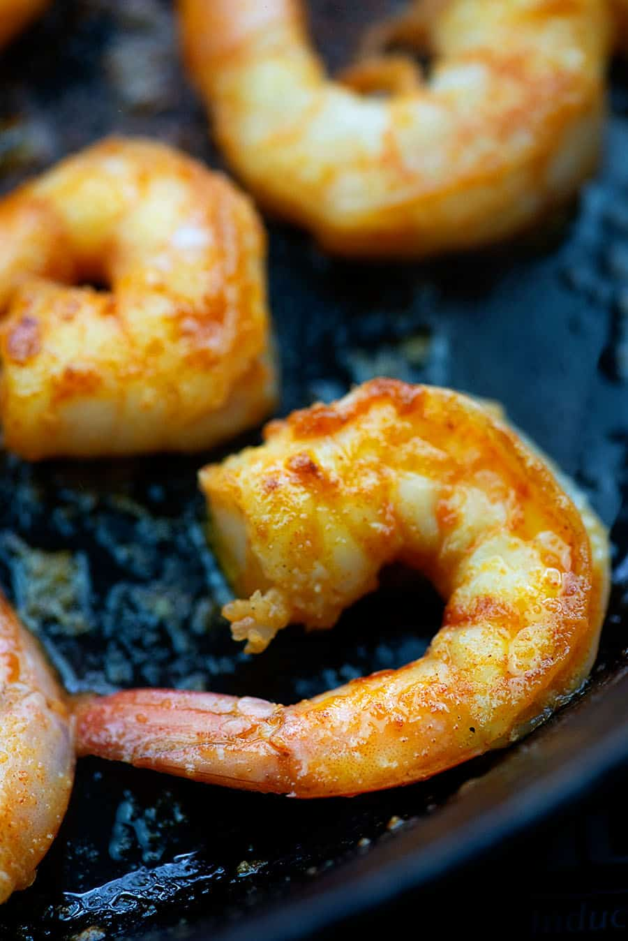 how to cook shrimp in a skillet