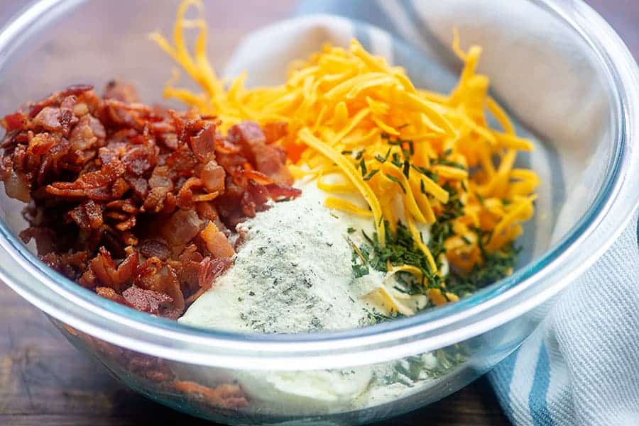 bacon ranch cheese ball ingredients