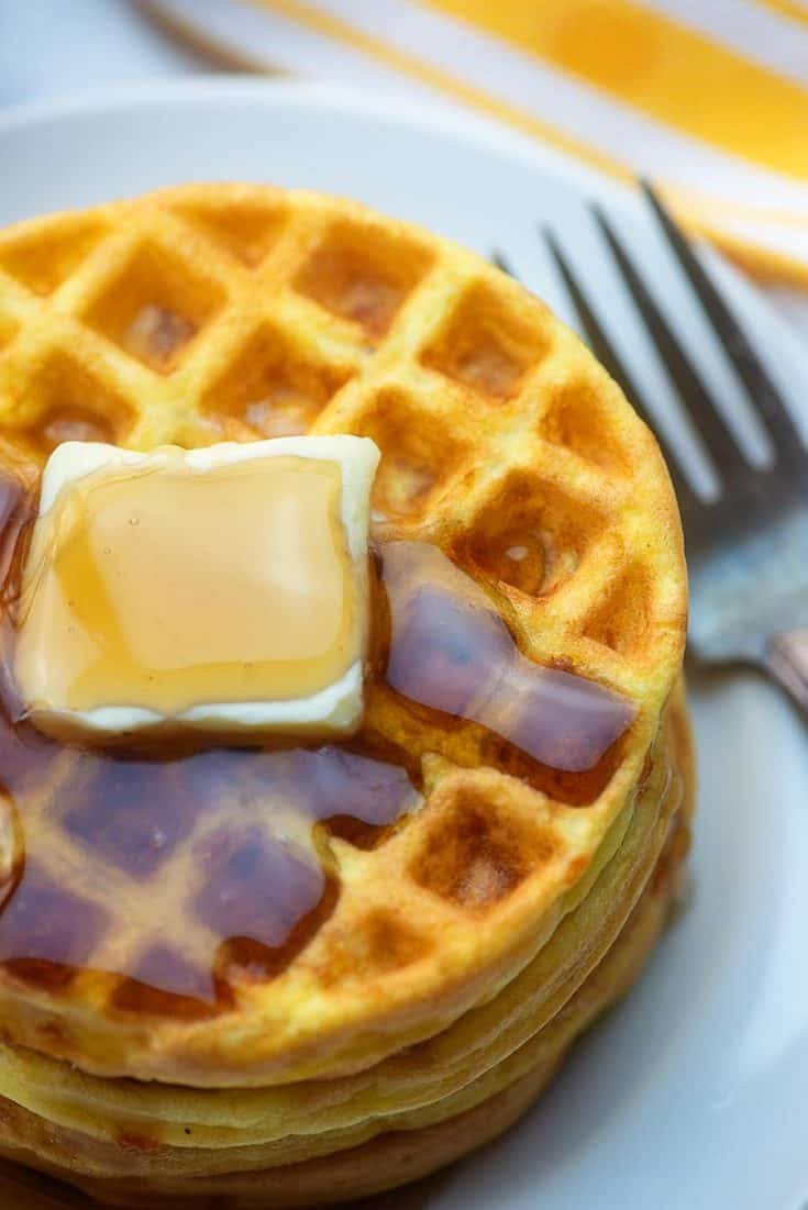 Chaffles - The Viral Low Carb Waffle Recipe Everyone Is Loving!