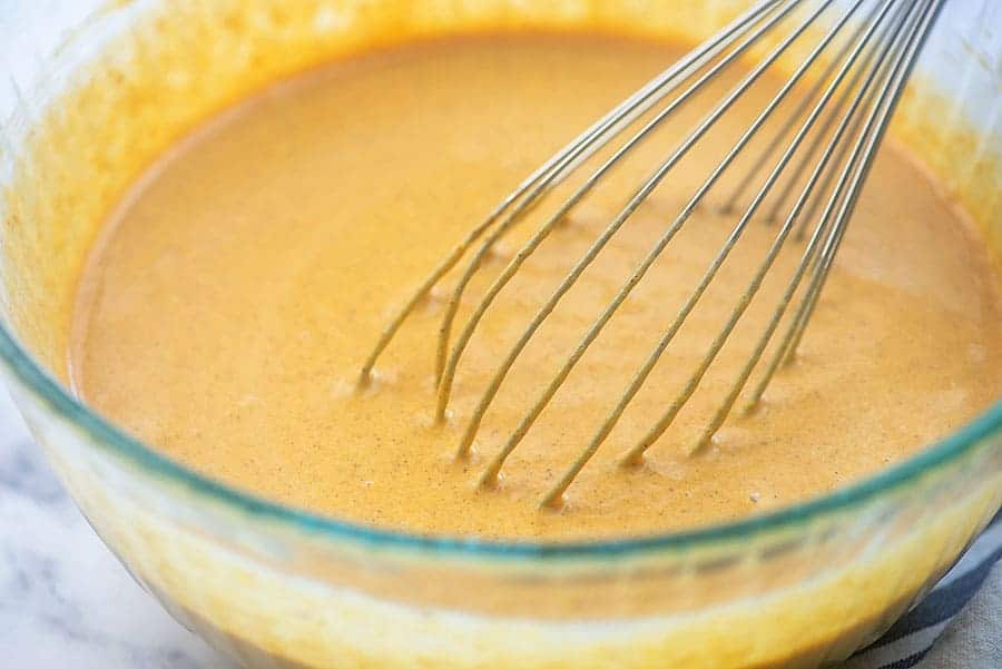 low carb pumpkin pie filling