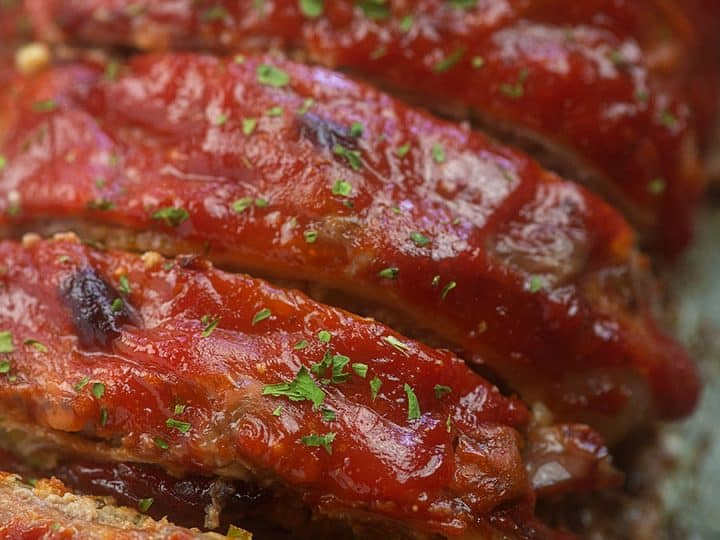 Low Carb Meatloaf That Low Carb Life