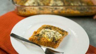 Savory Pumpkin Casserole Recipe with Herbs