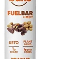 Buff Bake Keto Fuel Bar + MCT Oil