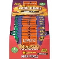 Microwave Pork Rinds
