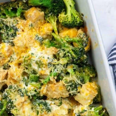 broccoli and chicken casserole recipe