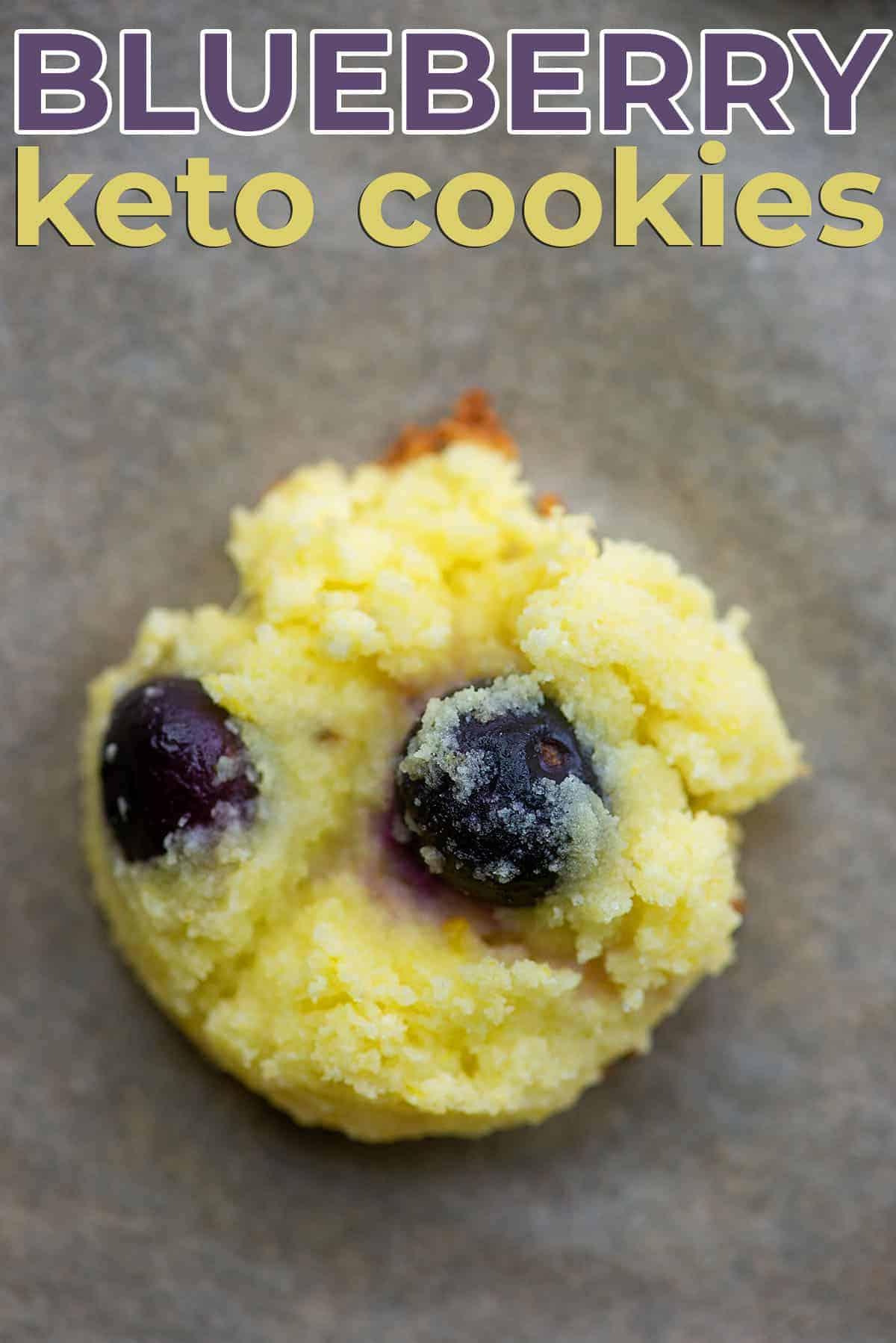 blueberry cookie recipe