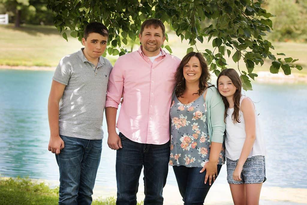 author's family photo.